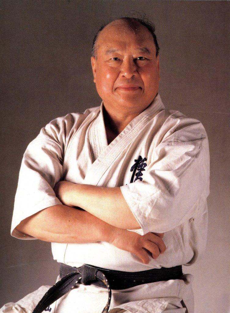Zakladatel Kyokushinu Masutatsu Oyama